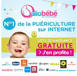 Profitez des promotions chez allobebe.fr du 23 au 30 novembre !