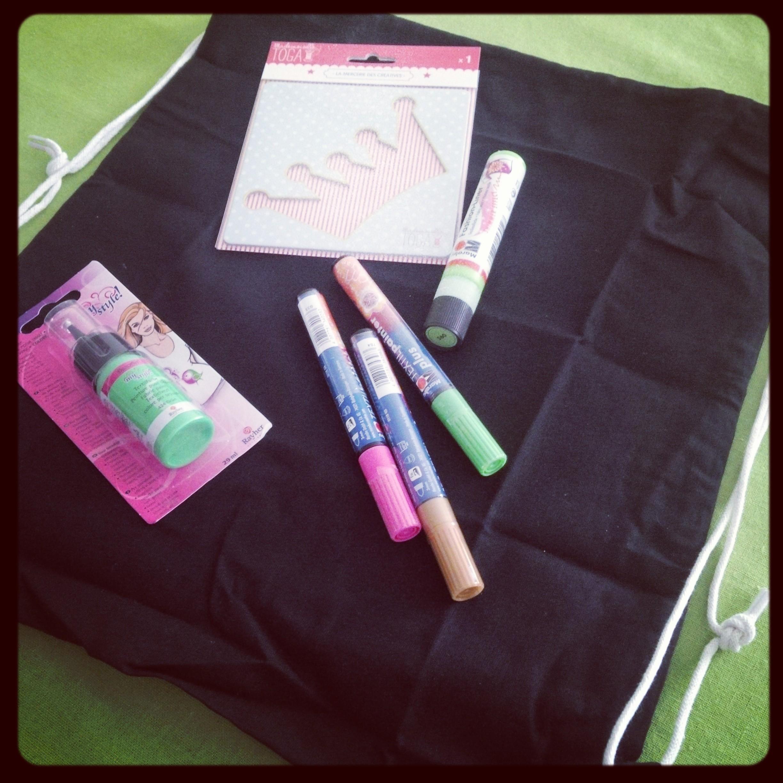 DIY n°2 : Comment faire un sac customisé pour bébé ?