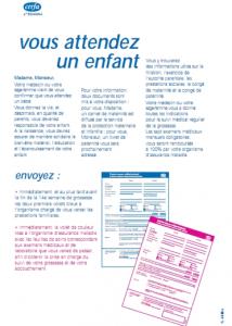 déclaration de grossesse sur monpremierbebe.fr