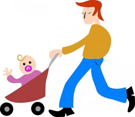 Papa : comment l'impliquer une fois bébé né ?