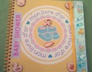 #Concours, Gagnez un livre d'or pour votre baby shower