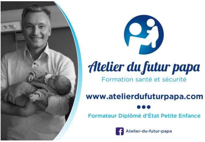 #Concours : Trois places pour l'Atelier du Futur Papa à gagner !