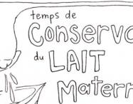 Comment conserver du lait maternel ? Réponse avec Orbie Illustratrice