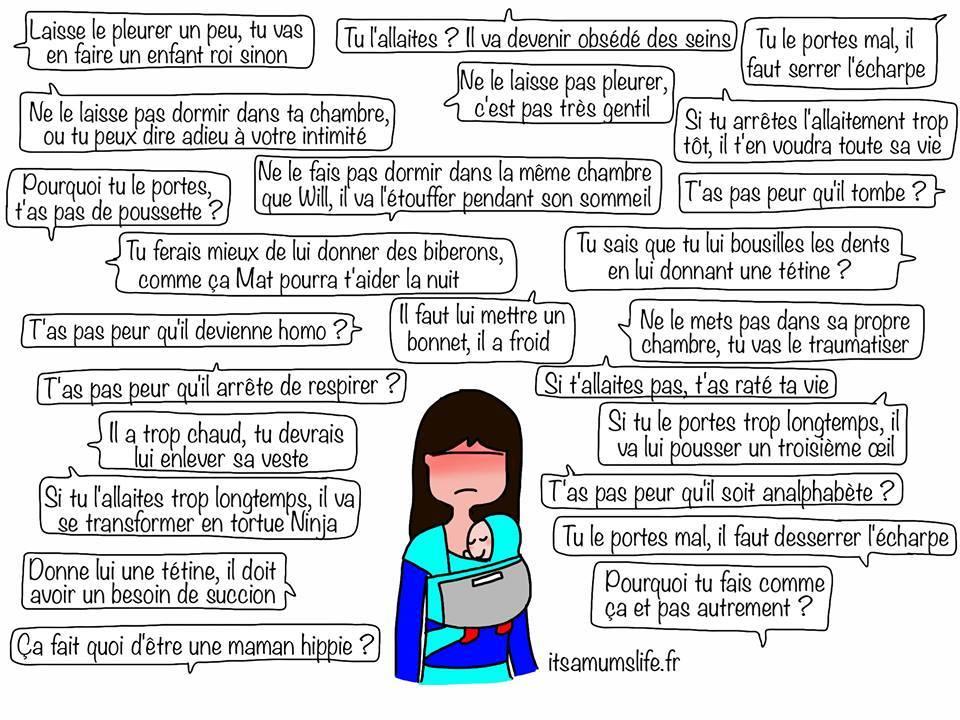 """Livre n°1 : """"La vie de maman c'est que du bonheur"""" par Héloïse Weiner"""
