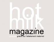 Interview : Hot Milk, un magazine au service de l'allaitement !