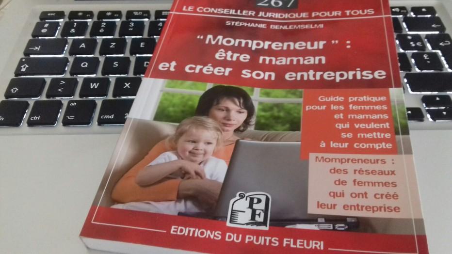 """""""Etre Mompreneur c'est avant tout être mère"""" : interview de Stéphanie Benlemselmi"""