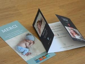 Carteland : des cartes très originales pour annoncer bébé !