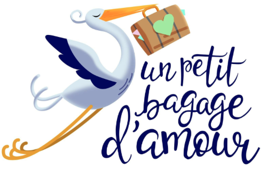 Image result for un petit bagage d'amour logo