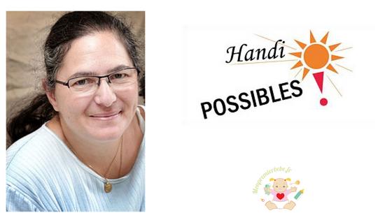 Interview avec Aurélie Daniel de Handi PossibleS : conseil et soutien parental