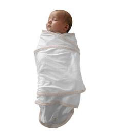 Pourquoi ai-je décidé d'emmailloter mon bébé ?