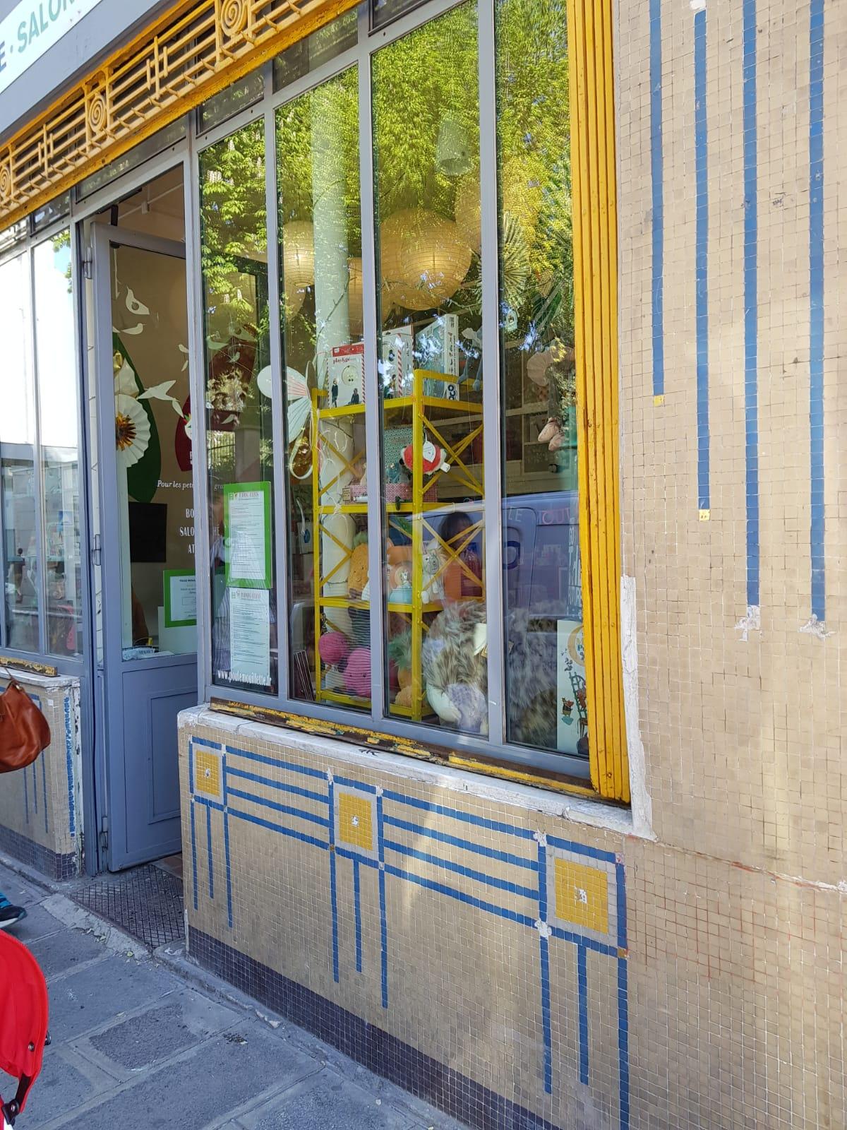 """Une maman a testé le salon de thé """"la Poule Mouillette"""" à Paris"""