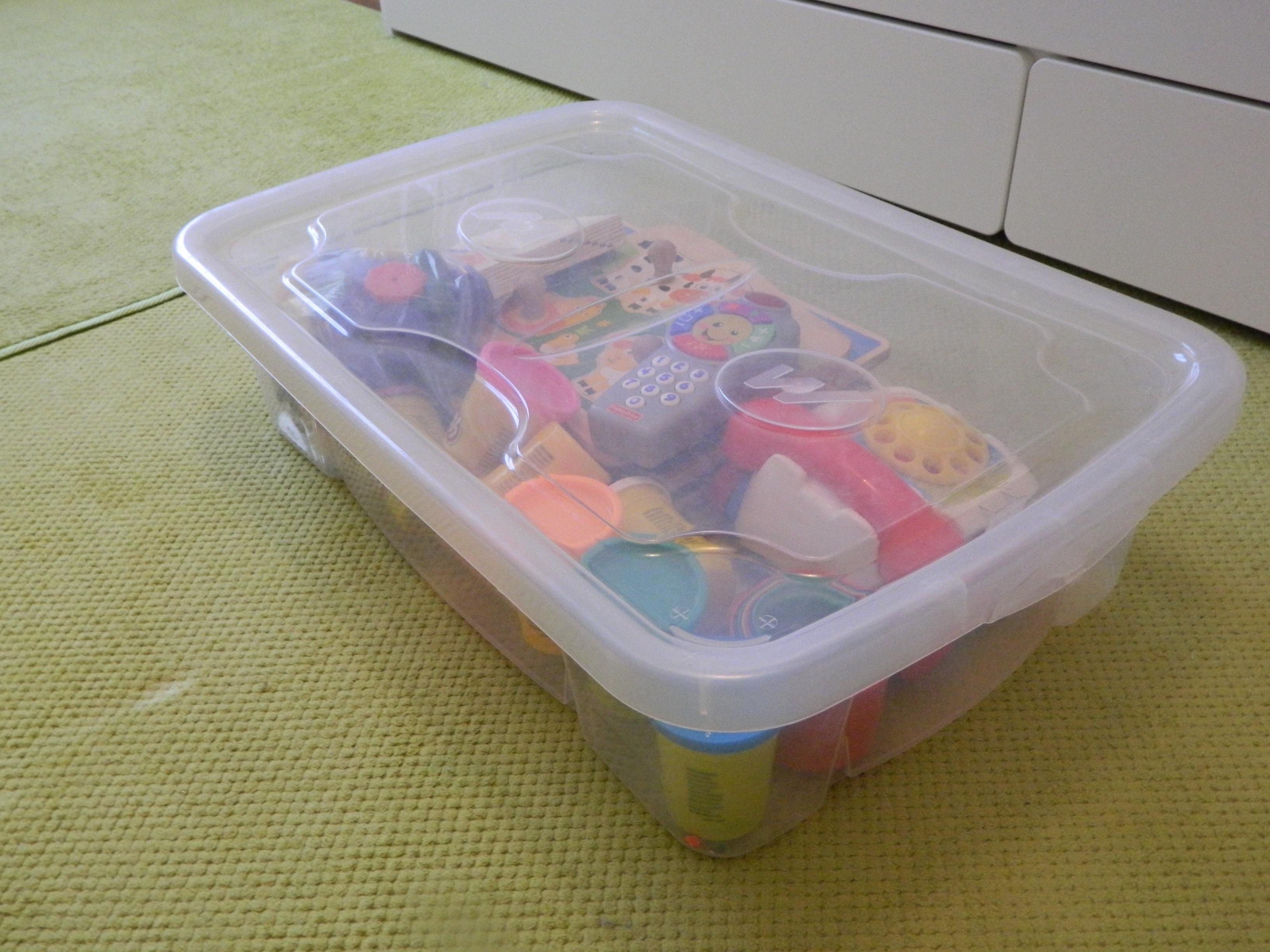 Où ranger les jouets de nos enfants ?