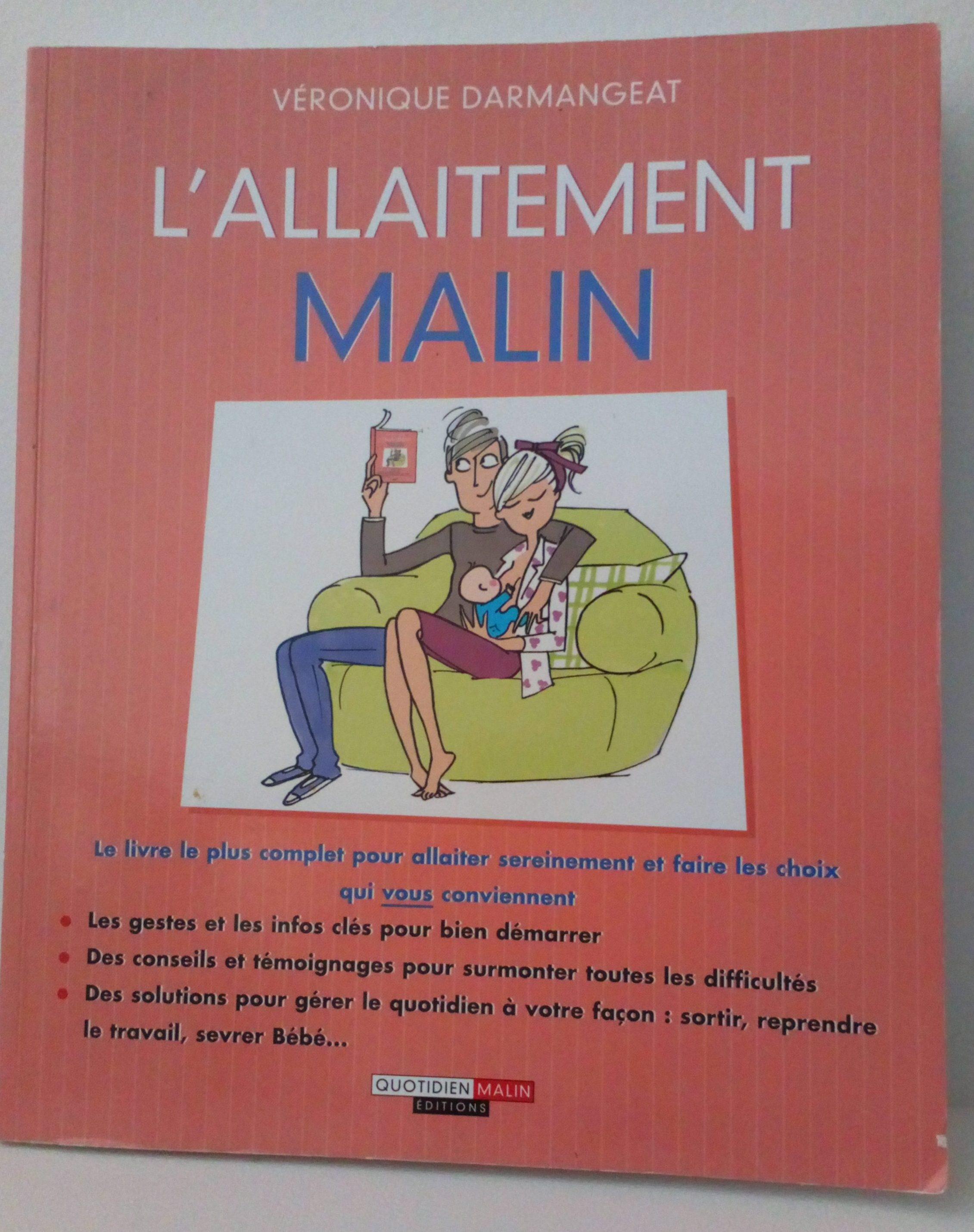 Ces livres dans la bibliothèque de monpremierbebe.fr