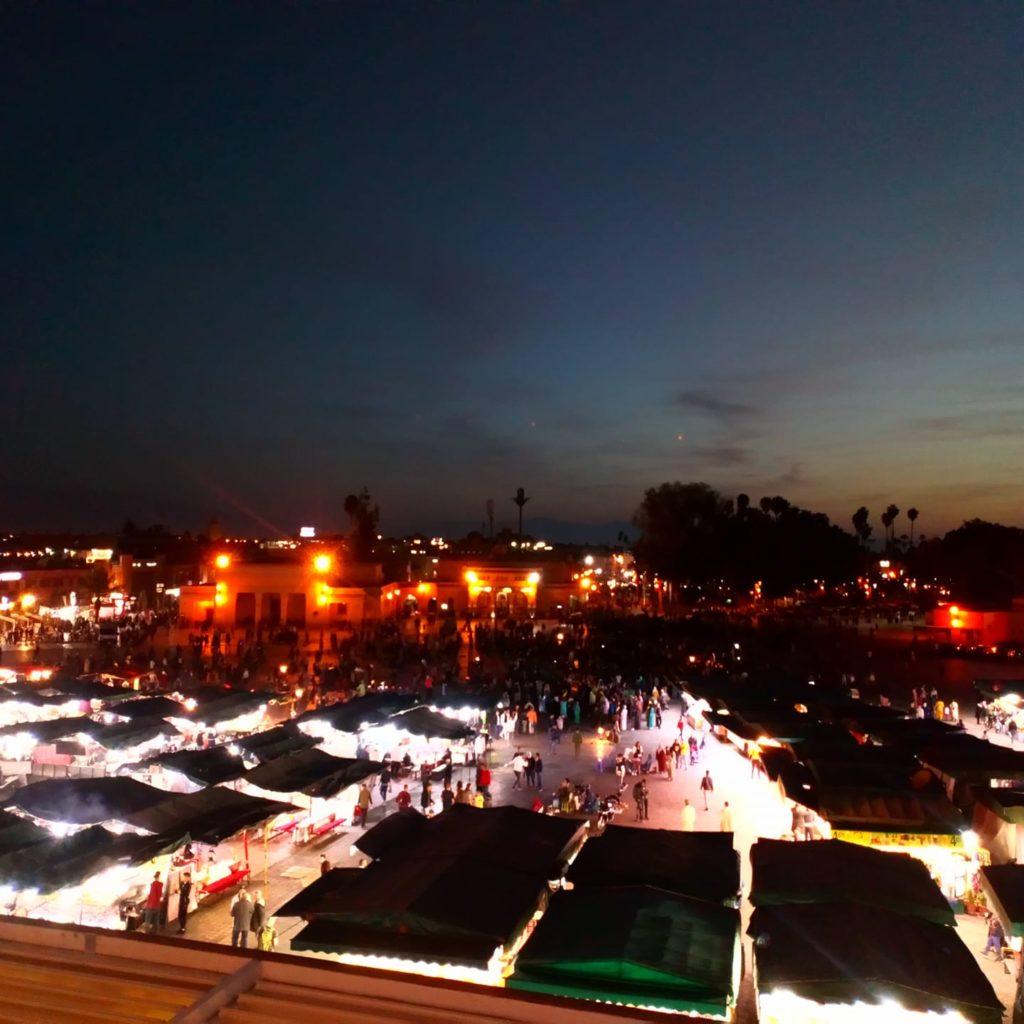 Escapade à Marrakech : papa et maman sans enfant…