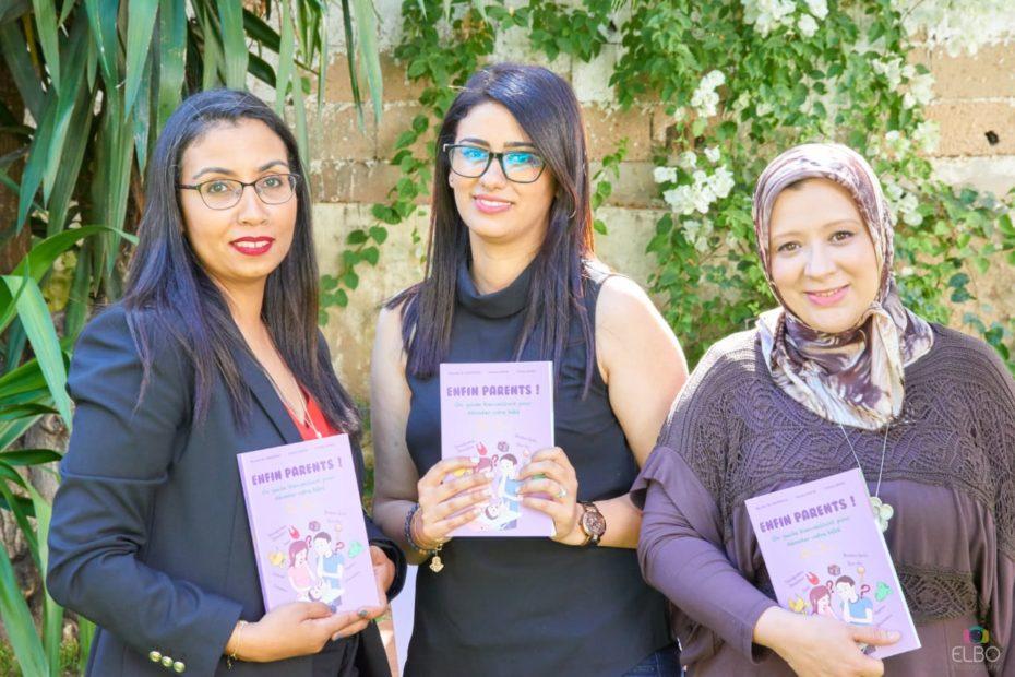 """""""Enfin Parents"""" : un livre pour les nouveaux parents"""