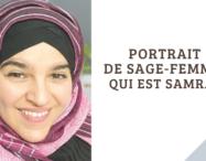 Portrait de sage-femme : qui est Samra ?